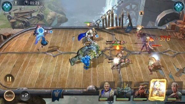 Twilight Siege Android Game Image 3