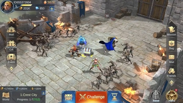 Twilight Siege Android Game Image 4