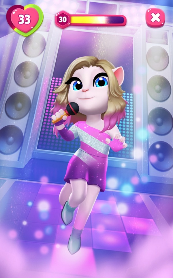 My Talking Angela 2 Android Game Image 2