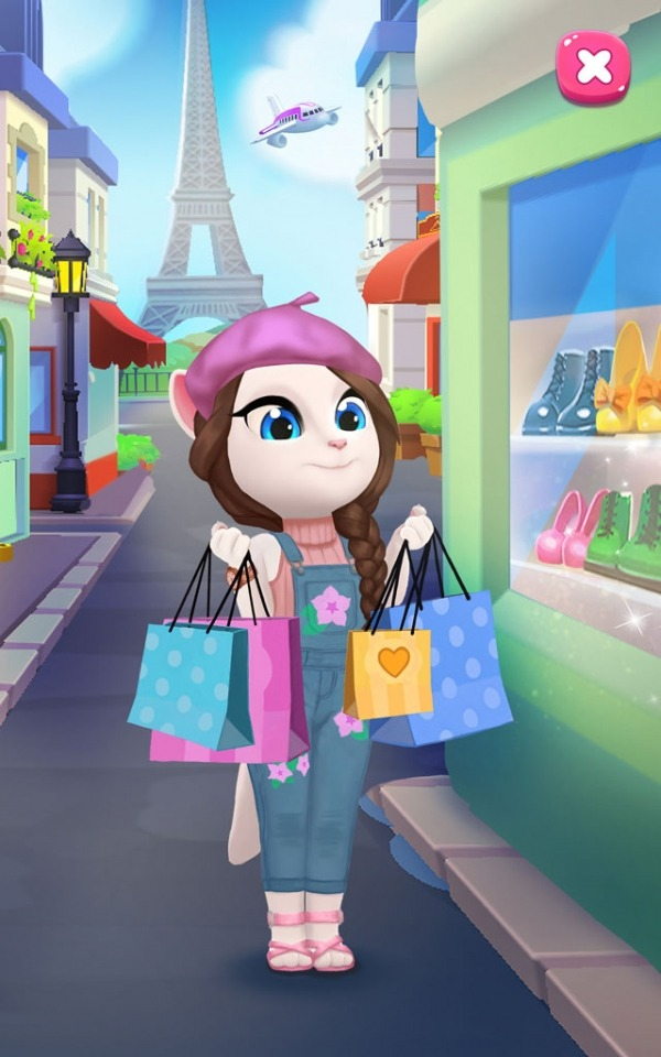 My Talking Angela 2 Android Game Image 3