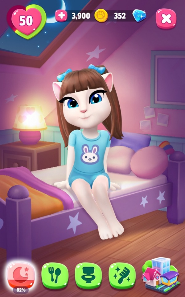 My Talking Angela 2 Android Game Image 4