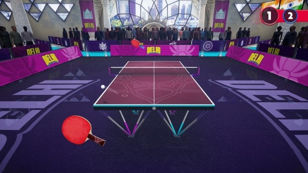 Ping Pong Fury Android Game Image 1