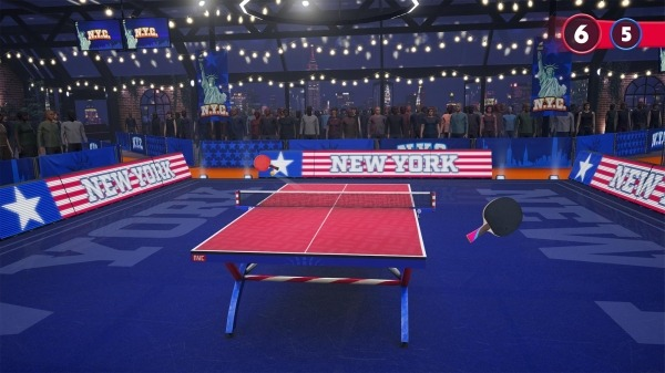 Ping Pong Fury Android Game Image 3