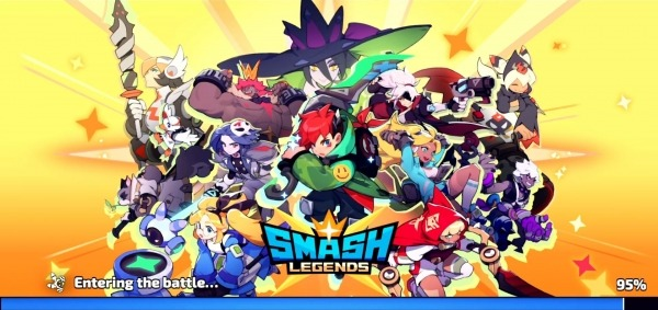SMASH LEGENDS Android Game Image 1