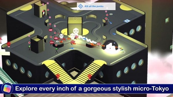 Tokyo 42 Android Game Image 1