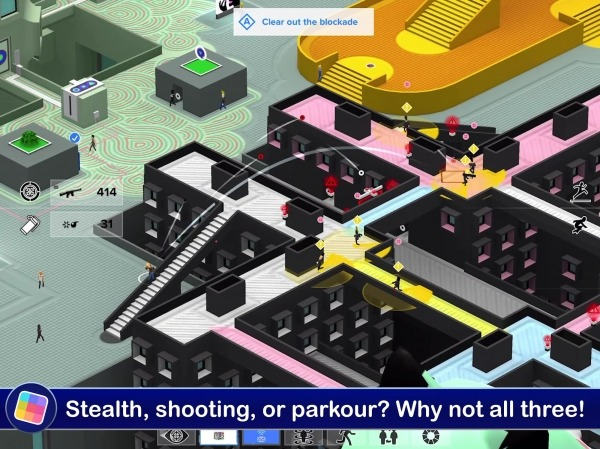 Tokyo 42 Android Game Image 3