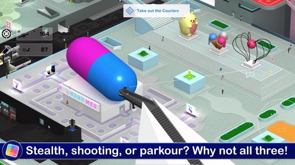 Tokyo 42 Android Game Image 4