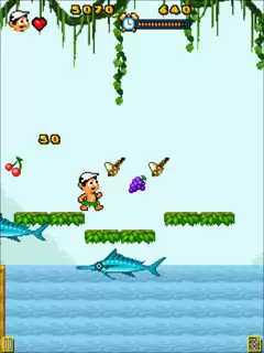 Adventure Island Forever Java Game Image 3
