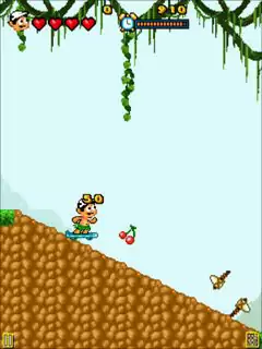 Adventure Island Forever Java Game Image 4