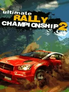 Ultimate Rally Championship 2 Java Game Image 1