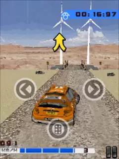 Ultimate Rally Championship 2 Java Game Image 2