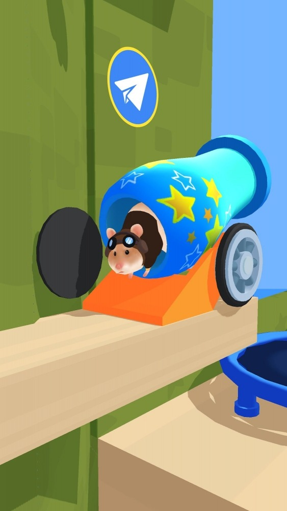Hamster Maze Android Game Image 1