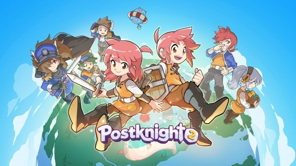 Postknight 2 Android Game Image 1