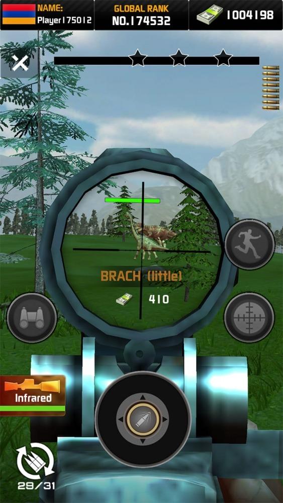Wild Hunter: Dinosaur Hunting Android Game Image 2