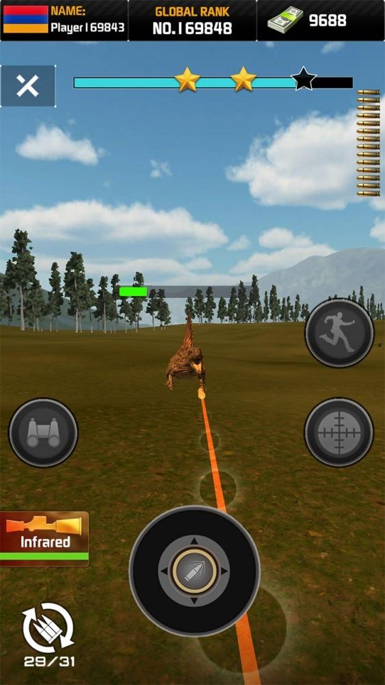 Wild Hunter: Dinosaur Hunting Android Game Image 4