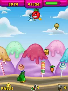 Candy Bob Java Game Image 3