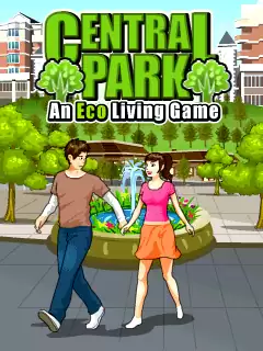 Central Park: An Eco Living Game Java Game Image 1
