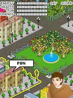 Central Park: An Eco Living Game Java Game Image 2