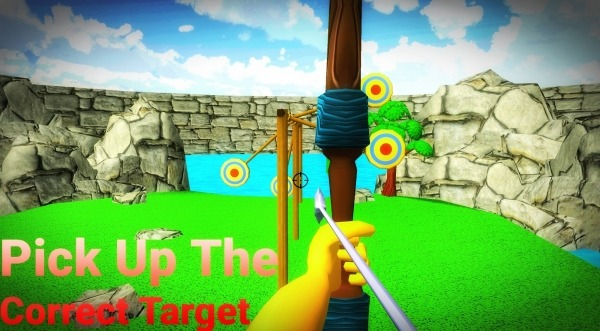 Archery Master Man-3D Android Game Image 1