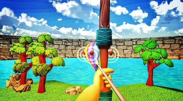 Archery Master Man-3D Android Game Image 2
