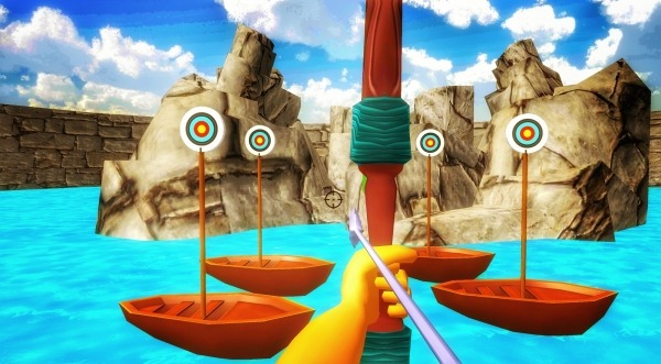 Archery Master Man-3D Android Game Image 3