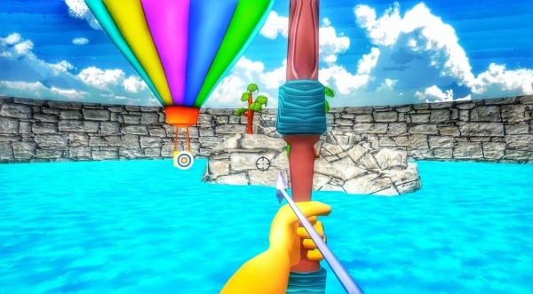 Archery Master Man-3D Android Game Image 4