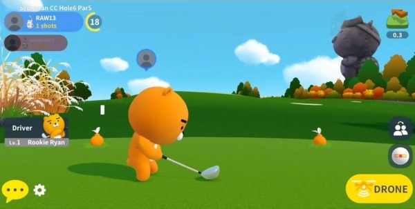 Golf Party With Friends Android Game Image 1