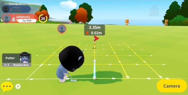 Golf Party With Friends Android Game Image 2