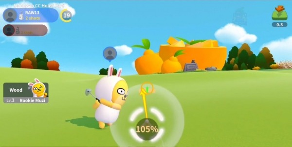 Golf Party With Friends Android Game Image 3