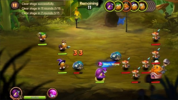 Tales Of Bugs-Slingshot Action Role-playing Game Android Game Image 2