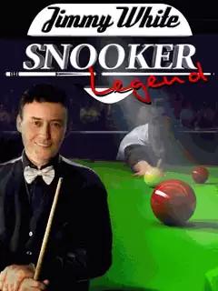 Jimmy Whites: Snooker Legend Java Game Image 1