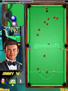 Jimmy Whites: Snooker Legend Java Game Image 4
