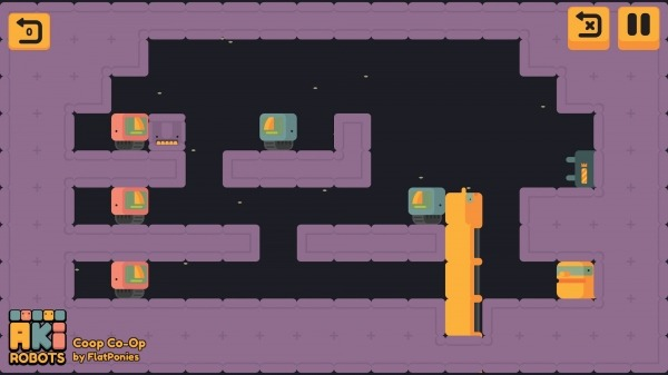 AkiRobots Android Game Image 2