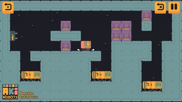 AkiRobots Android Game Image 4