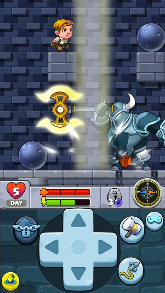 Diamond Quest 2: The Lost Temple Android Game Image 4