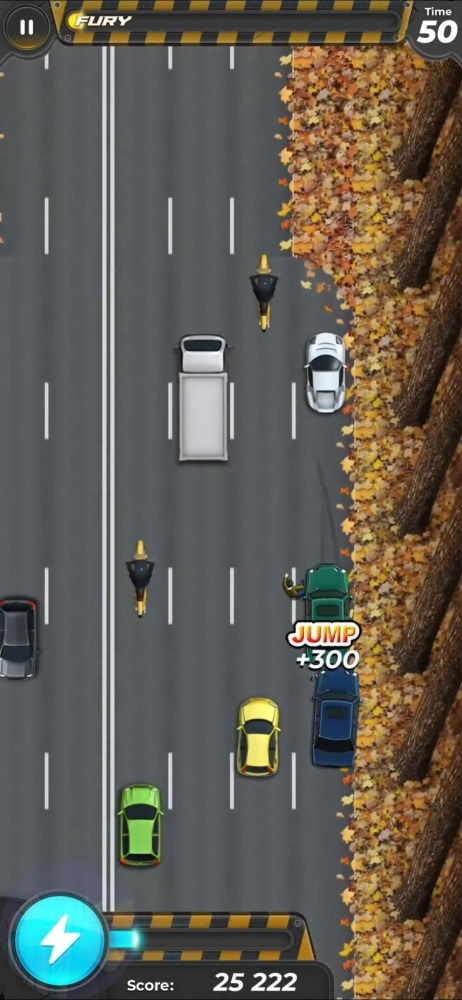 Freeway Fury: Alien Annihilation Android Game Image 3