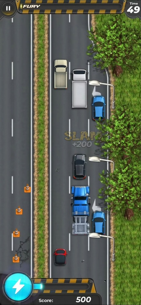 Freeway Fury: Alien Annihilation Android Game Image 4