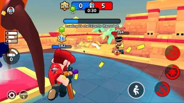 HeroStars Android Game Image 1