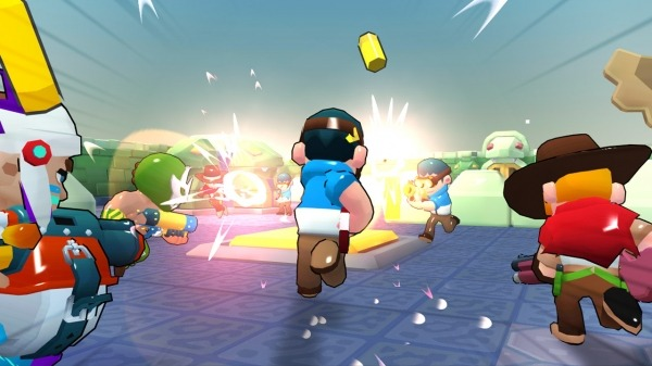HeroStars Android Game Image 2