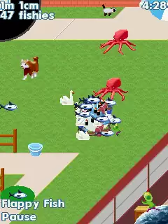 Rolling With Katamari Java Game Image 2