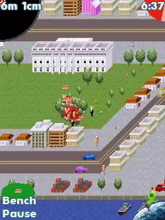 Rolling With Katamari Java Game Image 3