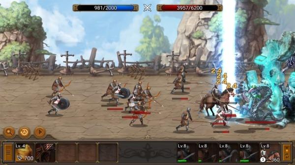 Battle Seven Kingdoms : Kingdom Wars2 Android Game Image 1