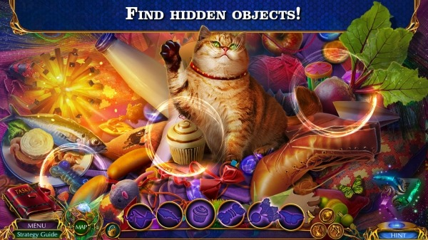 Hidden Objects - Labyrinths Of World: Winter Android Game Image 1