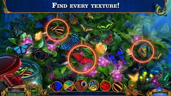 Hidden Objects - Labyrinths Of World: Winter Android Game Image 3