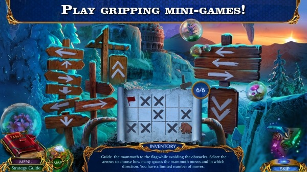 Hidden Objects - Labyrinths Of World: Winter Android Game Image 4