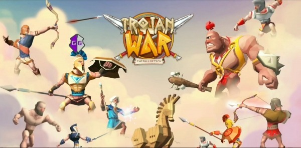 Trojan War Premium: Legend Of Sparta Android Game Image 1