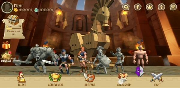 Trojan War Premium: Legend Of Sparta Android Game Image 2