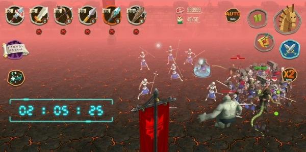 Trojan War Premium: Legend Of Sparta Android Game Image 3