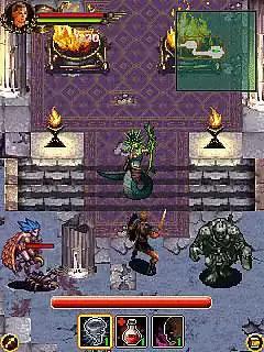 Clash Of The Titans Java Game Image 2