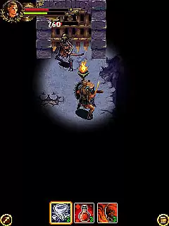 Clash Of The Titans Java Game Image 4